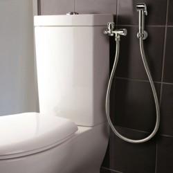 Douchette WC CHROME - CRISTINA ONDYNA - WC90251