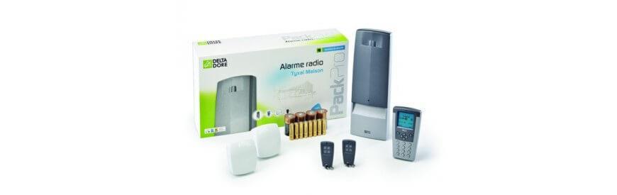 Pack alarme Radio