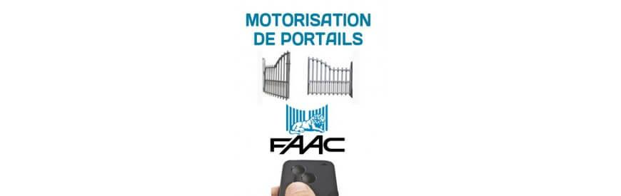 Motorisation FAAC