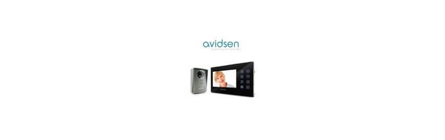 Interphone Vidéo Avidsen