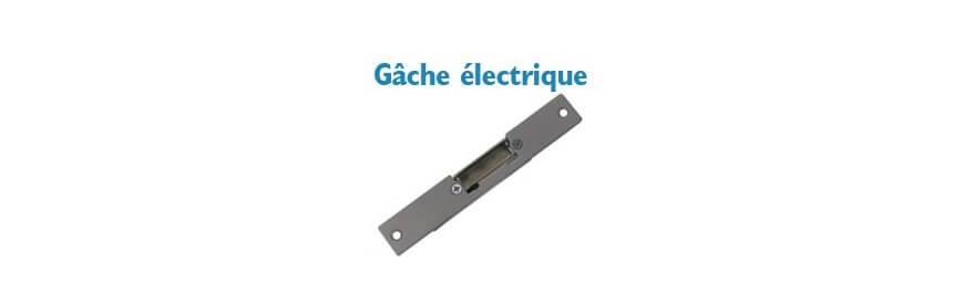 Gâche électrique