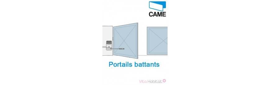 Motorisation Portail Battant - CAME