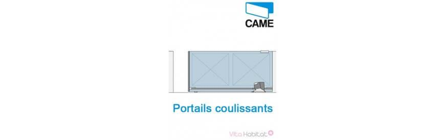 Motorisation Portail Coulissant - CAME