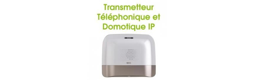 Transmetteur téléphonique et domotique