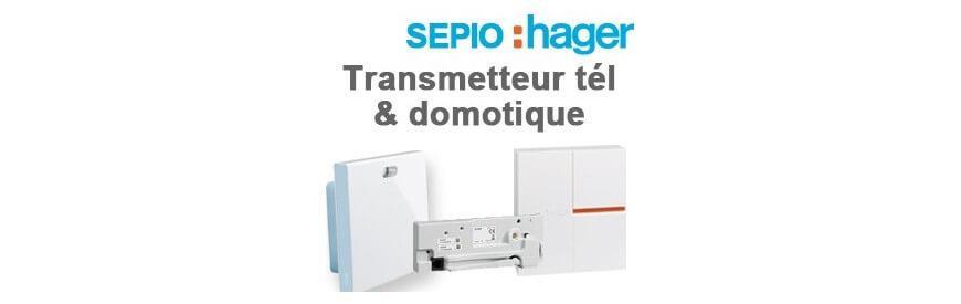 Transmetteurs RTC/GSM et domotique