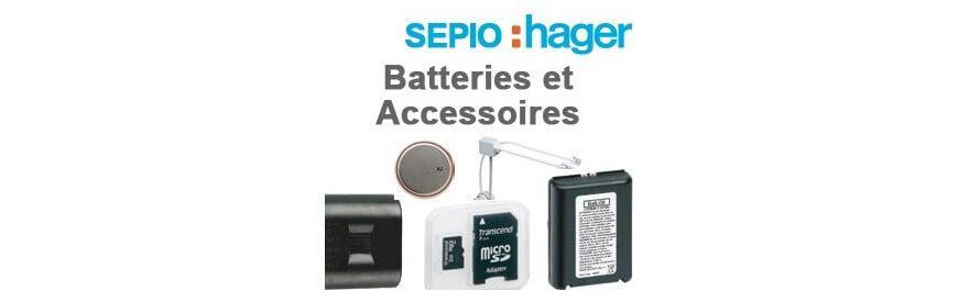 Batteries - Accessoires
