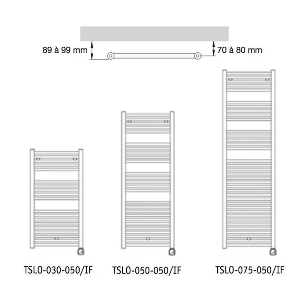 acova atoll radiateur inertie concorde calais gris. Black Bedroom Furniture Sets. Home Design Ideas