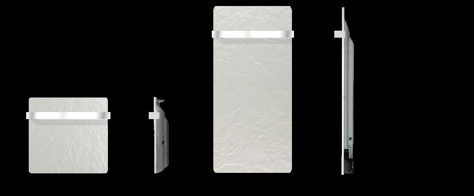 chauffage salle de bain design