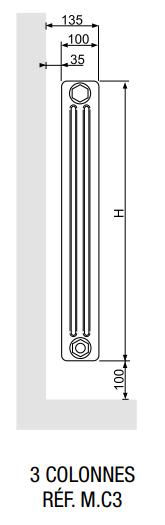 dimensions Vuelta vertical