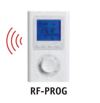 Acova thermostat rf prog