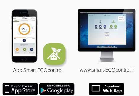 smart eco control noirot